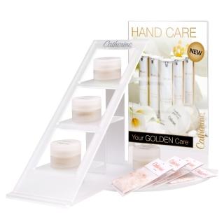 Дисплей пилинг для рук Hand Care Peeling (50 мл, 4 шт)
