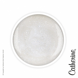 """Цветной глиммер-гель """"Перл Вайт"""" (Peаrl White glimmer), 5 г/4.5 мл"""
