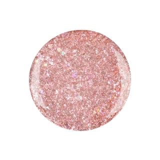 """Цветной глиммер-гель """"Розэ Кристал"""" (Rosé Crystal), 5 г/4.5 мл"""