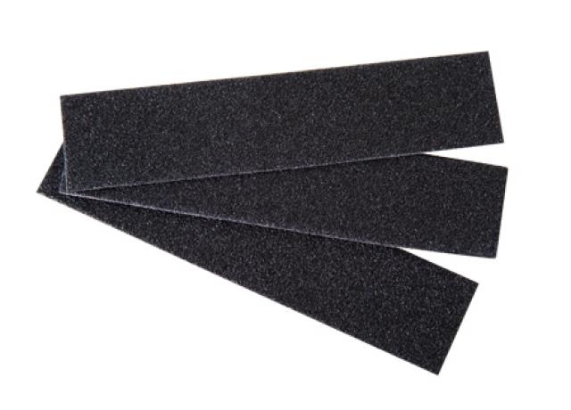 Файл Wellvet, чёрный, 80 гт (50 шт.)