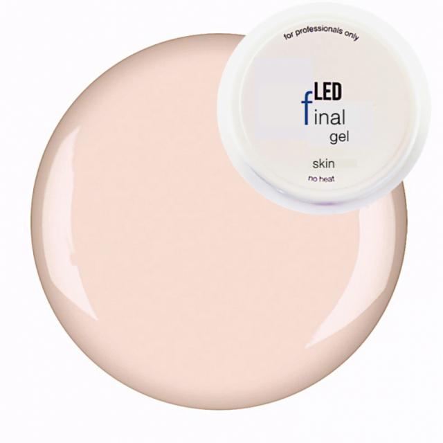 "LED Файнл гель ""Скин"" (LED final gel Skin)/ 40 гр/36 мл"