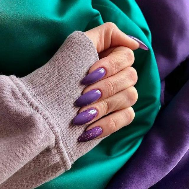 "UV nail polish Saint/ Цветной гель ""Саинт"""