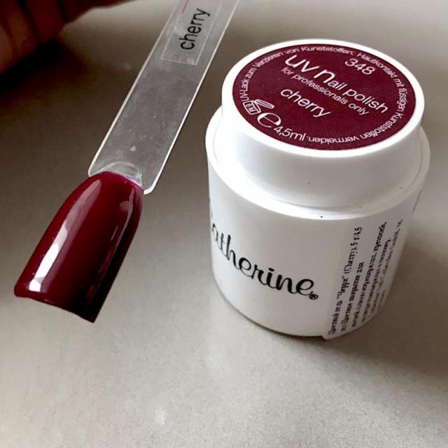 UV nail polish Saint