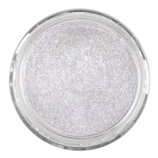 Пудра «Зеркальный эффект», серебряная