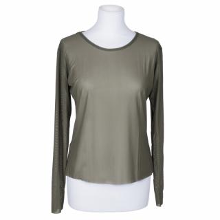 Netz-Shirt, M
