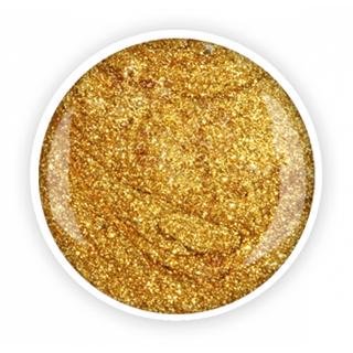 Glimmer gel Gold