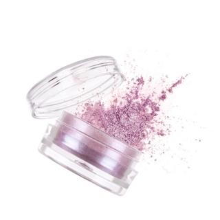 Пудра «Бриллиантовый эффект», пурпурная