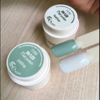 UV nail polish Patina