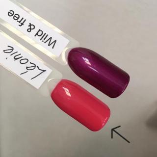 "UV nail polish Léonie/ Цветной гель ""Леони"""