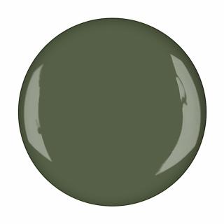 "UV nail polish Olivegreen/ Цветной гель ""Оливгрин"""
