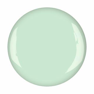 "UV nail polish Mint Jelly/ Цветной гель ""Минт Джелли"""