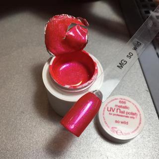UV metallic nail polish So wild