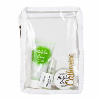 Matcha Care Travel Set/ Матча уход, набор миниатюр