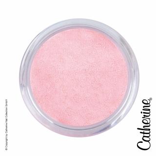 Светящаяся пудра, розовая