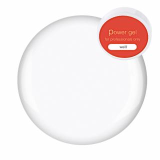 """Гель Повер """"Белый"""" (Power Gel Weiß), 40 г/36 мл"""